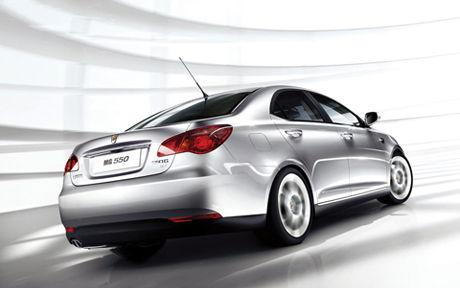 عکس ها و اطلاعات فنی MG 550 ام جی 550 -قیمت خودرو چینیMG 550