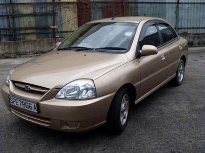 قیمت ماشین ریو